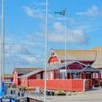 Lokalerne på Aalbæk havn