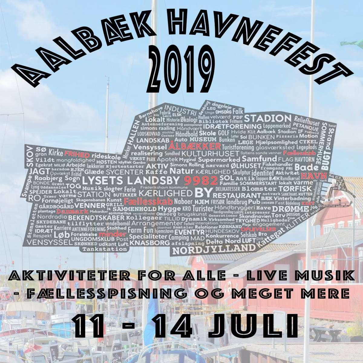 Aalbæk Havnefest