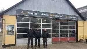 Aalbæk autoværksted