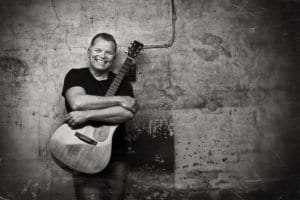 Per Andersen og hans Guitar