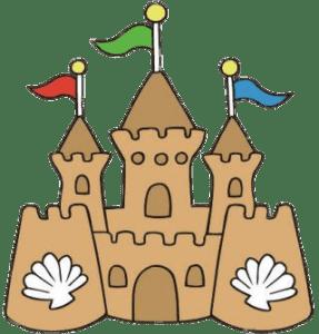 Sandslotskonkurrence til Aalbæk havnefest's børneklub
