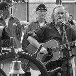 Bob Ferguson besøger havnefesten 2019 i Aalbæk
