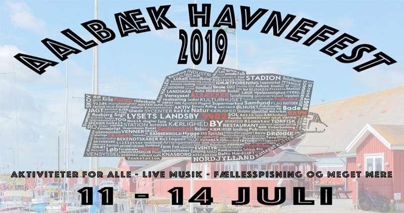 Aalbæk havnefest 2019