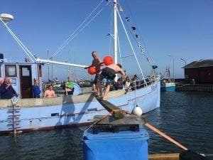 Søslaget 2019 til Aalbæk havnefest