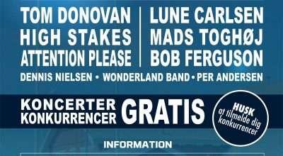 Aalbæk Havnefest plakat