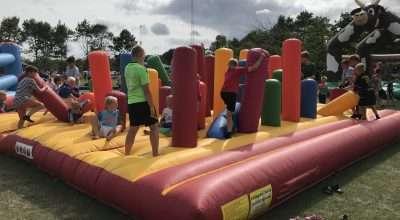 pop op hoppepude til havenfesten 2019